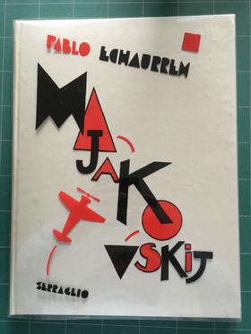 venduto - PABLO ECHAURREN, MAJAKOSKIJ, ed. Serraglio, 1986