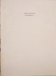 Joseph Kosuth, (documenti), GAP studio d'arte, 1969