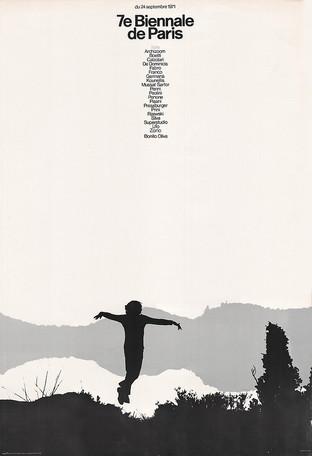 Non disponibile - 7e Biennale de Paris, Italie 1971