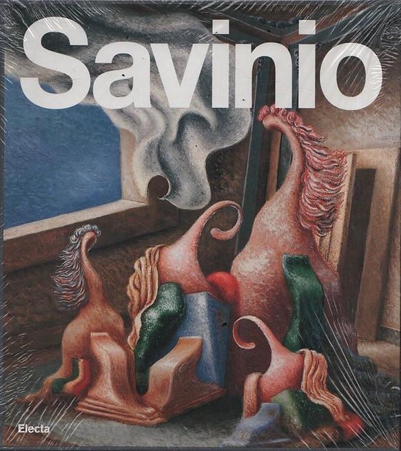 VENDUTO - ALBERTO SAVINIO, Catalogo generale, Electa, 1996