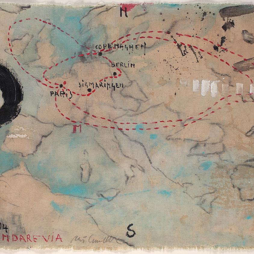 PIZZI CANNELLA - BON VOYAGE... viaggio immaginario del dottor Destouches, Bardamu, L.F. Céline.    Letture 1