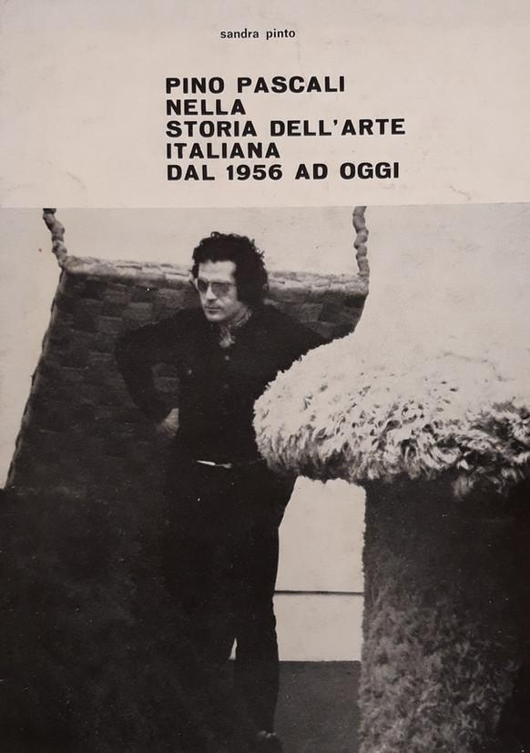 Sandra Pinto, Pino Pascali nella storia dell'arte italiana dal 1956 ad oggi, D'Ars ed. 1969