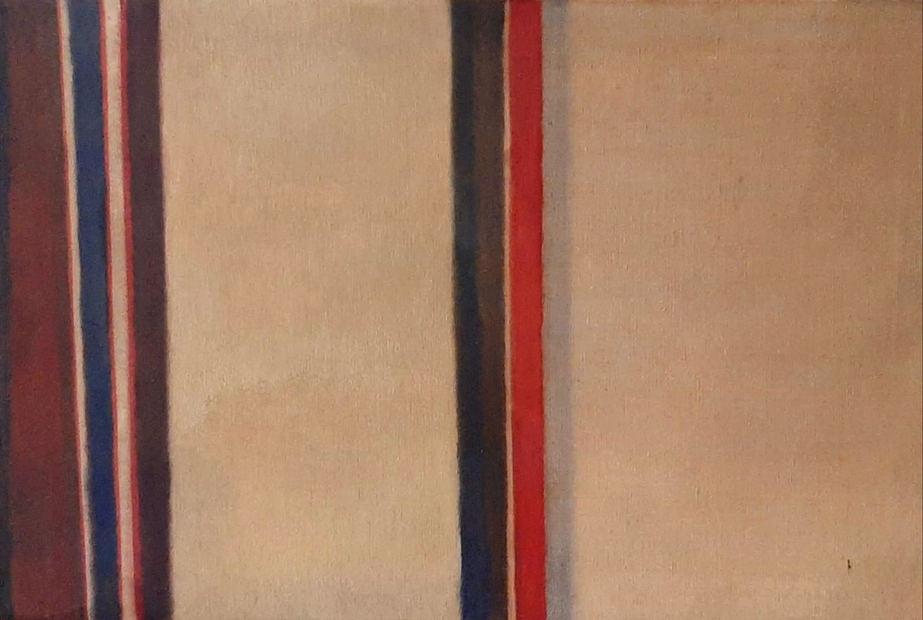NINI' SANTORO, Senza Titolo, 1968