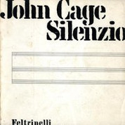 VENDUTO - John Cage Silenzio, Feltrinelli 1971