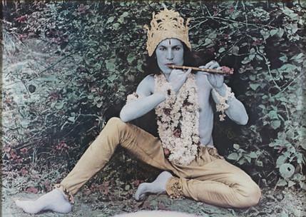 LUIGI ONTANI, Krishna, 1975.
