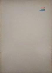 VENDUTO - NOVELLI ROTELLA SCHIFANO, OPERE 1958-62, 1978