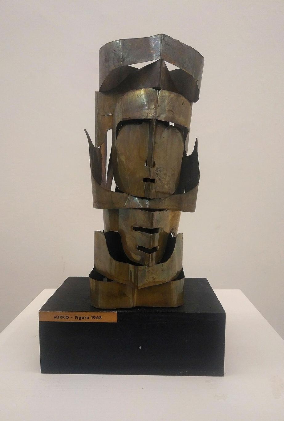 MIRKO BASALDELLA, Figura, 1968