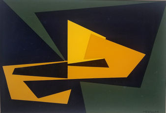 Venduto - PLINIO MESCIULAM, Senza Titolo, 1948 non disponibile