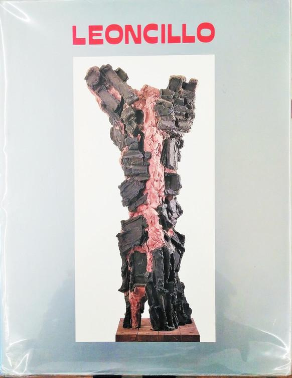 venduto -Leoncillo, a cura di Claudio Spadoni, L'Attico - Esse arte, 1983