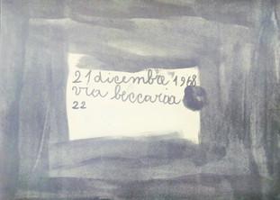 21 dicembre 1968, via beccaria 22 , L'Attico
