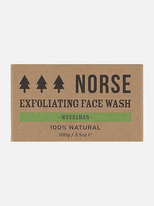 exfoliating face wash