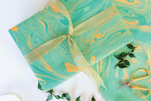 'free spirit' gift wrap