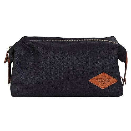 charcoal wash bag