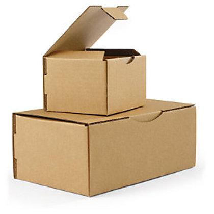standard postal box