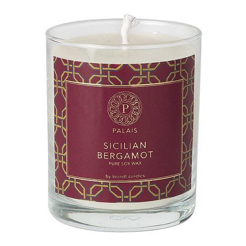 sicilian bergamot candle