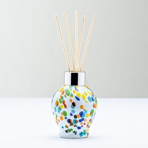 classic multicoloured reed diffuser