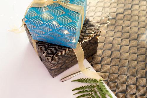 'gatsby' gift wrap