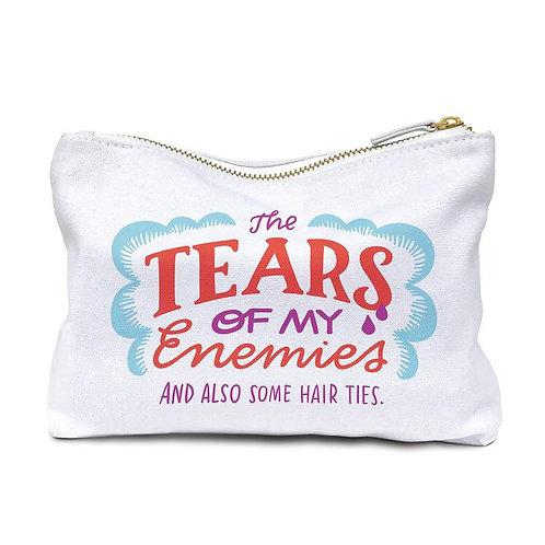 'enemy tears' pouch