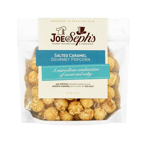 salted caramel gourmet popcorn 32g
