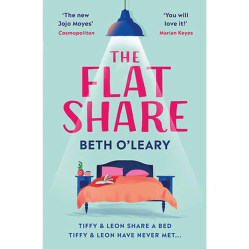 the flat share by beth o'leary