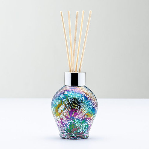 classic pastel silver reed diffuser