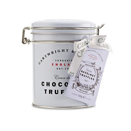 hazlenut chocolate truffles