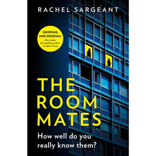 the roomates by rachel sargeant