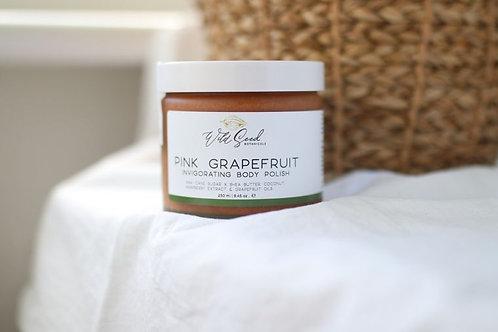 pink grapefruit body polish 250ml