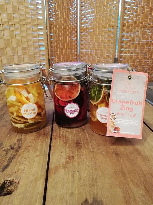 cocktail infuser sample kit