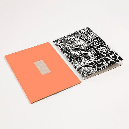 2021 diary & folder