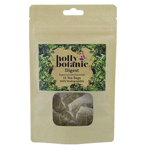 peppermint & chamomile tea bags