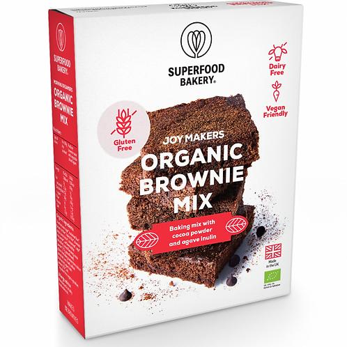 organic brownie mix