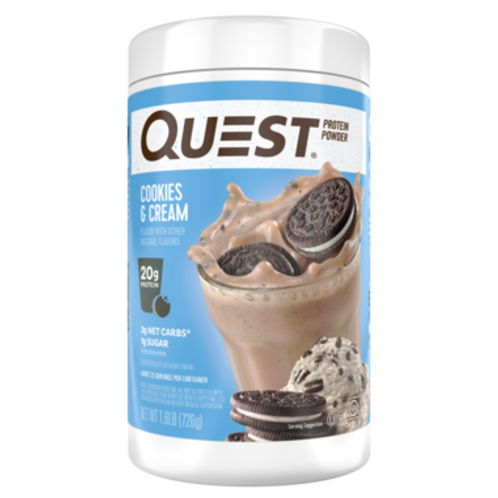 Quest Protein Powder 1.6 lbs