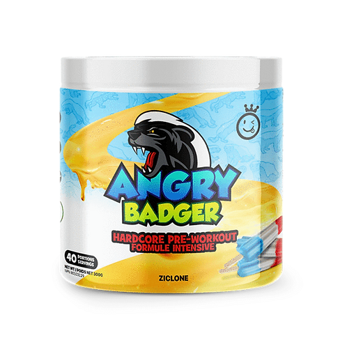 Angry Badger Pre-Workout