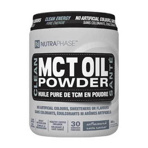 Nutraphase MCT Oil Unflavoured