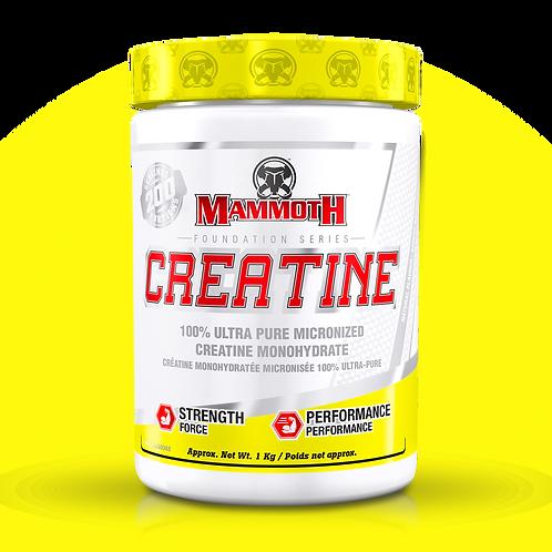 Mammoth Creatine 1 kg