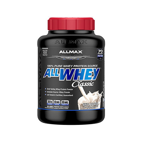 Allmax AllWhey (5lbs)