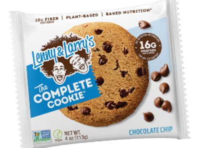 Lenny and Larry Complete Cookie