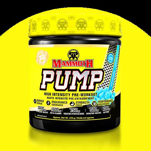 Mammoth Pump 30 Servings