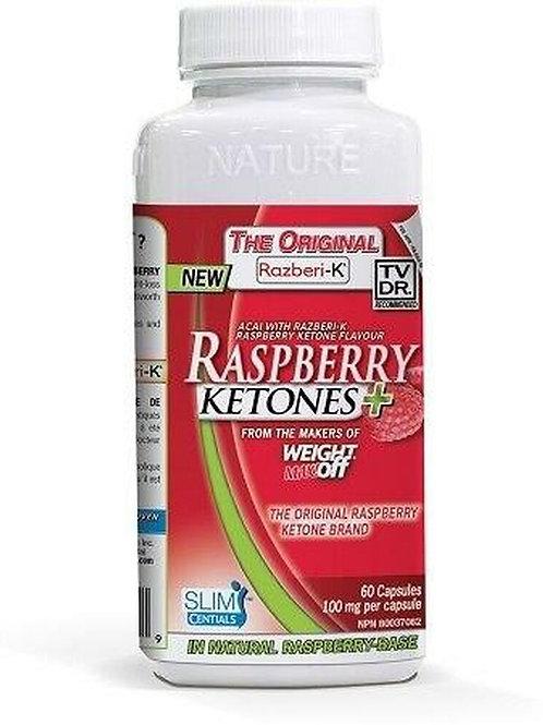 Nuvocare Raspberry Ketones