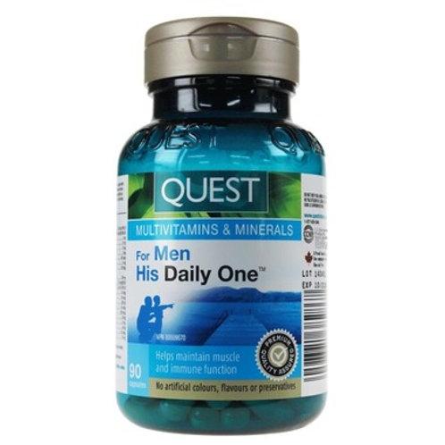 Quest Multivitamin for Men