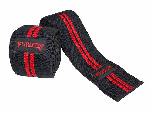 Grizzly Lifting Knee Wraps