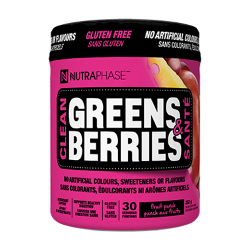 Nutraphase Greens and Berries