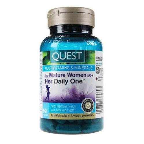 Quest Multivitamin for Women 50+