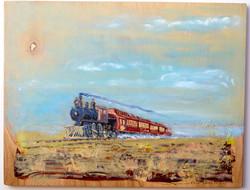 Silas's Train