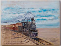 Miles's train