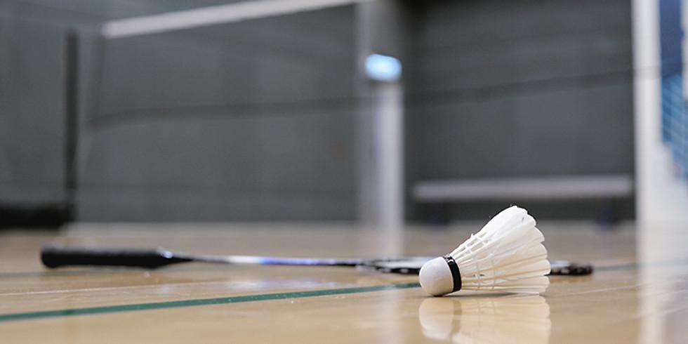 F&F London - Third Thursday - Badminton & Scripture