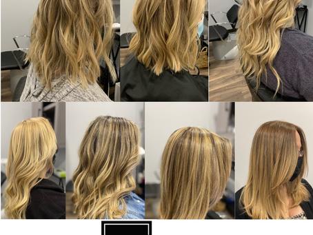 Blonde Rehab at Salon AM Suite