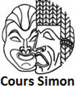 logo cours Simon