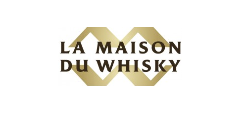 logo la maison du whisky